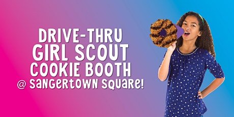 Drive-Thru Cookie Booth at Sangertown Square tickets