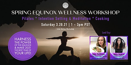 Spring Equinox Total Wellness Workshop tickets
