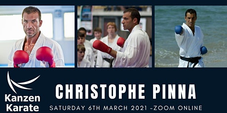 Open Seminar with Christophe Pinna Tickets