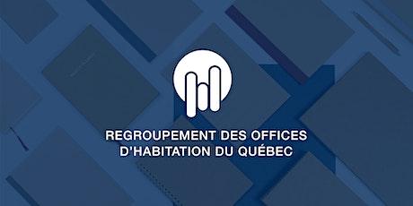 Formation pour les nouveaux directeurs d'office d'habitation 2021 billets