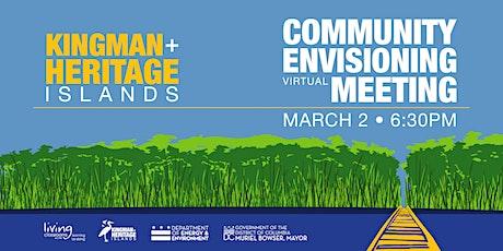 Kingman Island Community Envisioning Meeting tickets