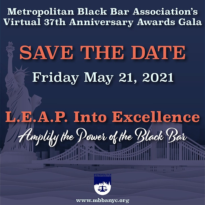 MBBA's 37th Anniversary Awards Virtual Gala image