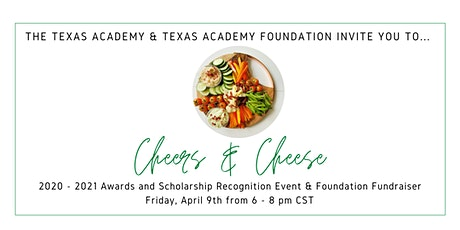 Cheers & Cheese: Awards and Scholarship Recognition Event and Fundraiser tickets