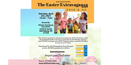 The Easter Extravaganza 2021 tickets