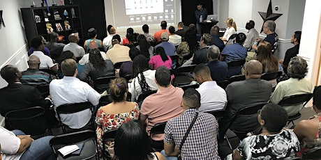 Learn Real Estate Investing and Create Wealth/  $300-$11200 PER SALE tickets