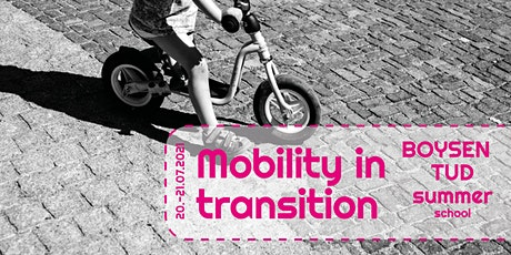 Planning for future transport infrastructures and urban design tickets