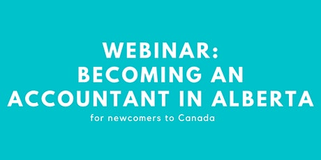 Webinar: Becoming an accountant in Alberta tickets