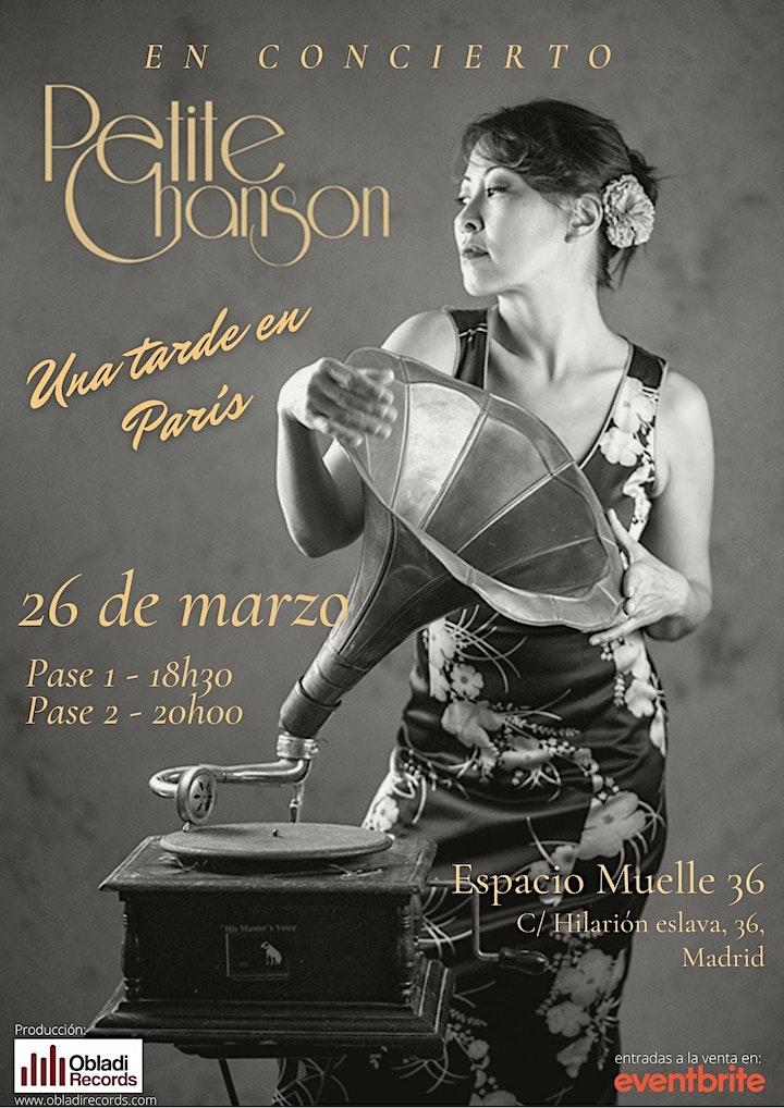 Imagen de Petite Chanson - Una tarde en Paris