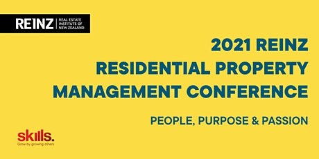 REINZ RPM Conference | Championing Excellence | Thursday 23 September 2021 tickets