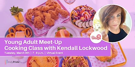 YAMU Cooking Class with Kendall Lockwood tickets