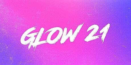 #GLOW21 boletos