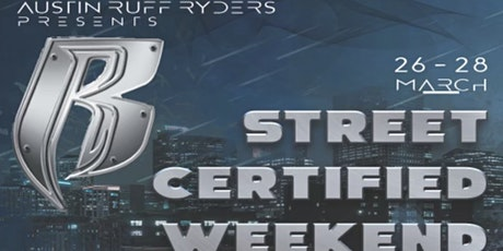 Street Certified Weekend Bash tickets