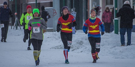 2021 Frostbite Footrace and Costume Fun Run tickets