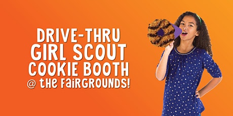 Drive-Thru Cookie Booth at The NYS Fairgrounds tickets