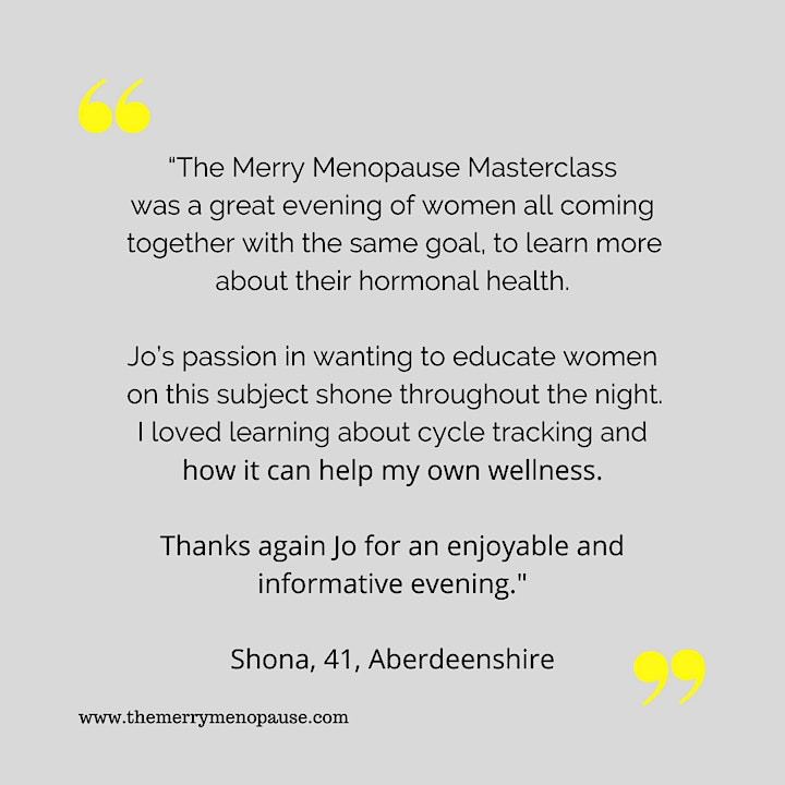 Your Menopause Starts Before Your Periods Stop image