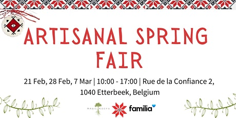 Artisanal Spring Fair billets