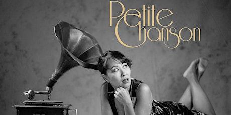 Petite Chanson - Una tarde en Paris entradas