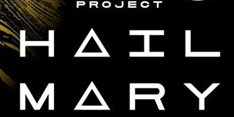 B&N Virtually Presents: Andy Weir discusses PROJECT HAIL MARY tickets