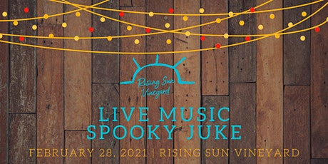 Live Music with Spooky Juke tickets