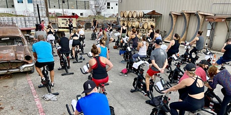 Bikes and Brews - CycleBar + TUPPS tickets