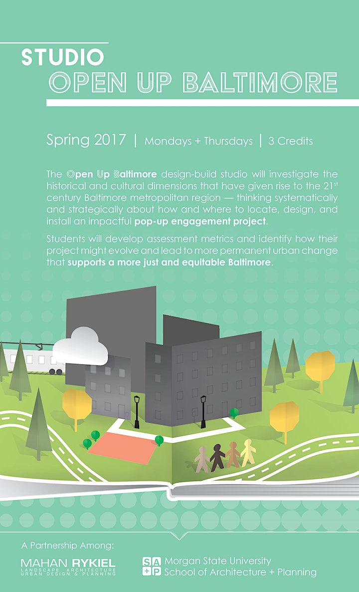InDesign Training for Landscape Architects, Architects, and Urban Planners image
