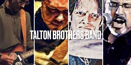 Talton Brothers Band live at Glorias tickets