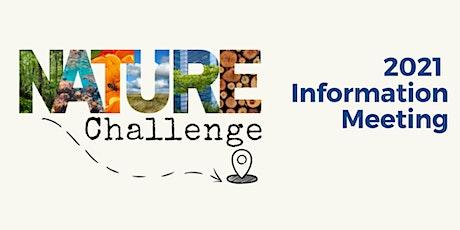 2021 Texas Nature Challenge Informational Kick-Off Meeting tickets