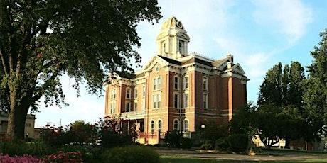 VIRTUAL-Posey County Council Public Hearing tickets