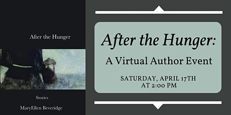 After the Hunger: A Virtual Author Event tickets
