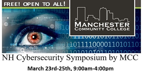 NH Cybersecurity Symposium by MCC-NH tickets