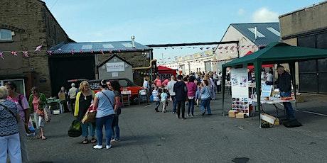 Ribchester spring bank village market tickets