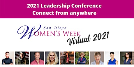 SD Women's Week Leadership Conference tickets