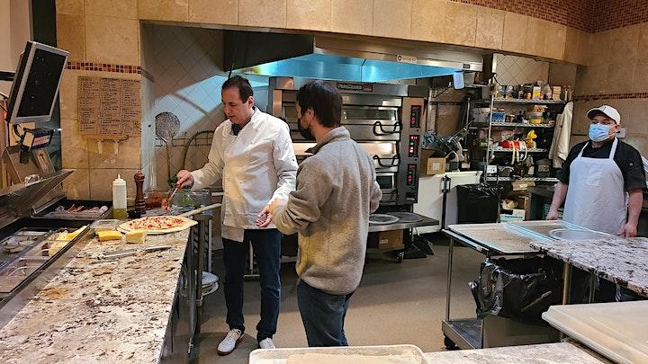 Gourmet Pizza Demo & Cook Along Atlanta Feb Club ! image