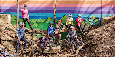Women of Oz March Flagship Group MTB Ride