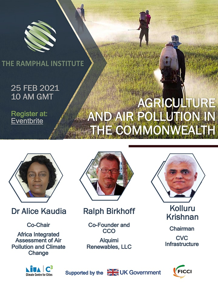 Agriculture and Air Pollution in the Commonwealth image
