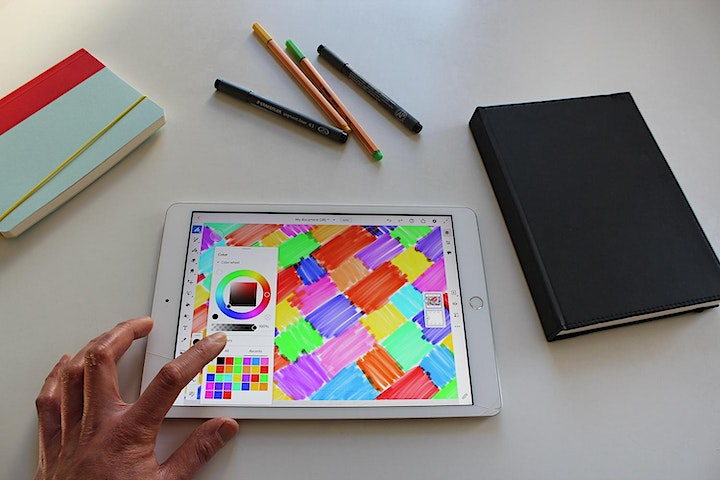 Digital drawing as a tool for learning & engagement image
