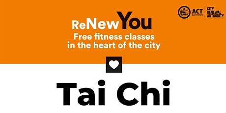 ReNewYou with Tai Chi Academy tickets