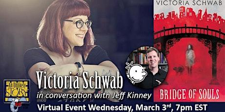 Victoria Schwab with Jeff Kinney tickets