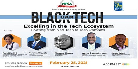 Black Can Tech: Excelling in the Tech Ecosystem tickets