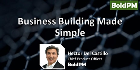 Business Building Made Simple tickets