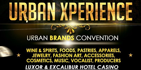 URBAN EXPERIENCE CONCERT TICKETS tickets