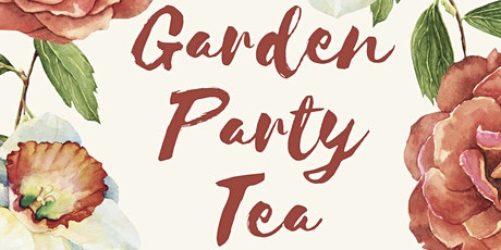 Garden Party Tea tickets