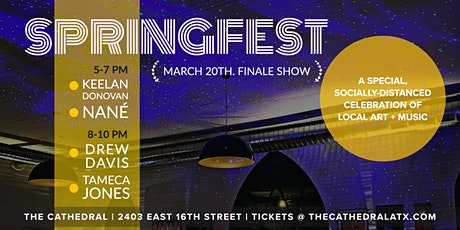 atxGALS + The Cathedral Springfest 2021 Finale tickets