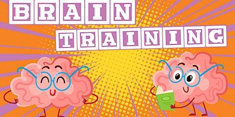 Brain Training tickets