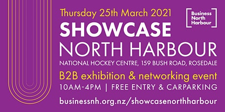 SHOWCASE NORTH HARBOUR 2021 tickets