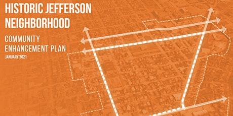 Jefferson Neighborhood Plan Walk - Discovering the art of the possible tickets