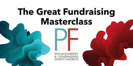 The Great Fundraising Masterclass ONLINE tickets