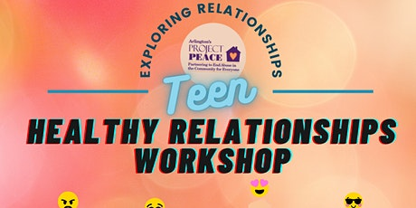 Healthy Teen Relationships tickets