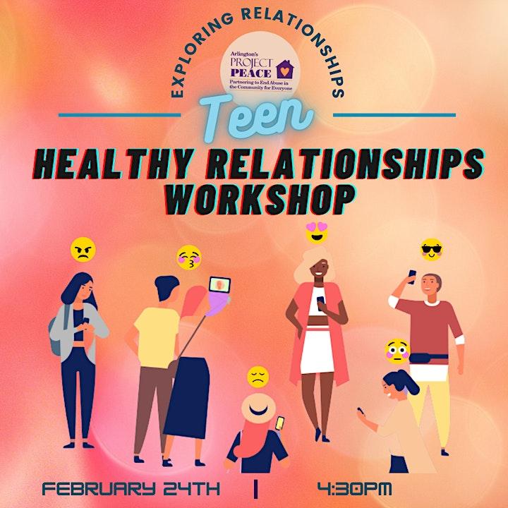 Healthy Teen Relationships image