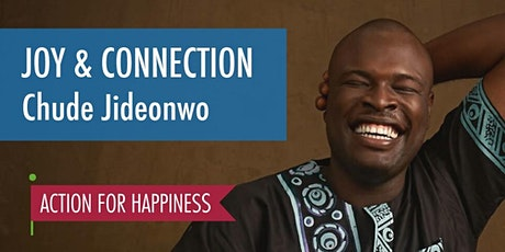 Joy & Connection - with Chude Jideonwo tickets